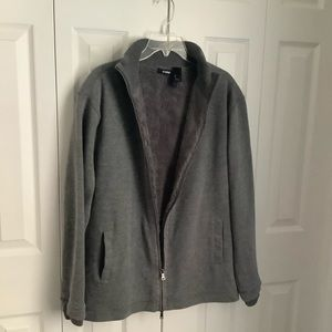 MENS CLAIBORNE ZIP UP JACKET